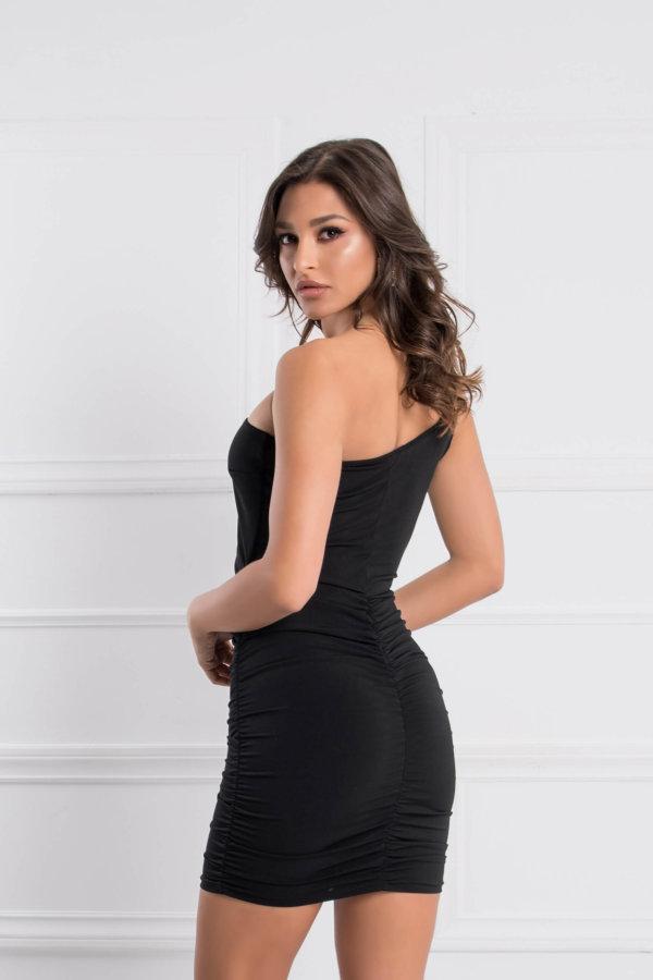 ΠΡΟΣΦΟΡΕΣ Apple φόρεμα μαύρο