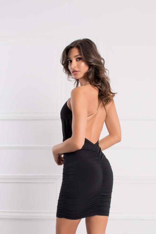 ΦΟΡΕΜΑΤΑ Indiana φόρεμα μαύρο
