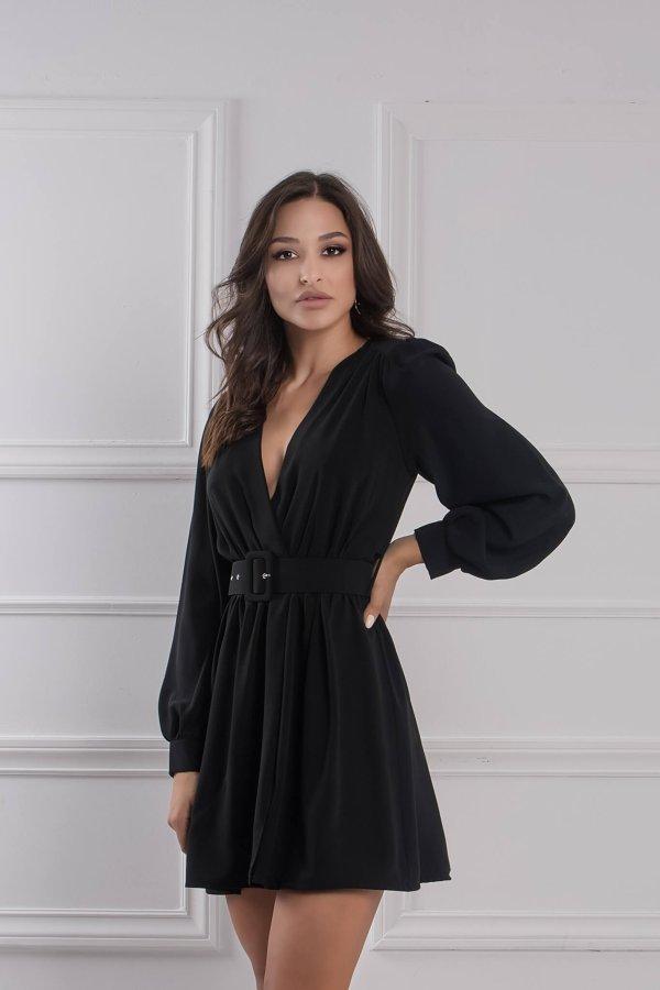 ΦΟΡΕΜΑΤΑ Ingenu φόρεμα μαύρο