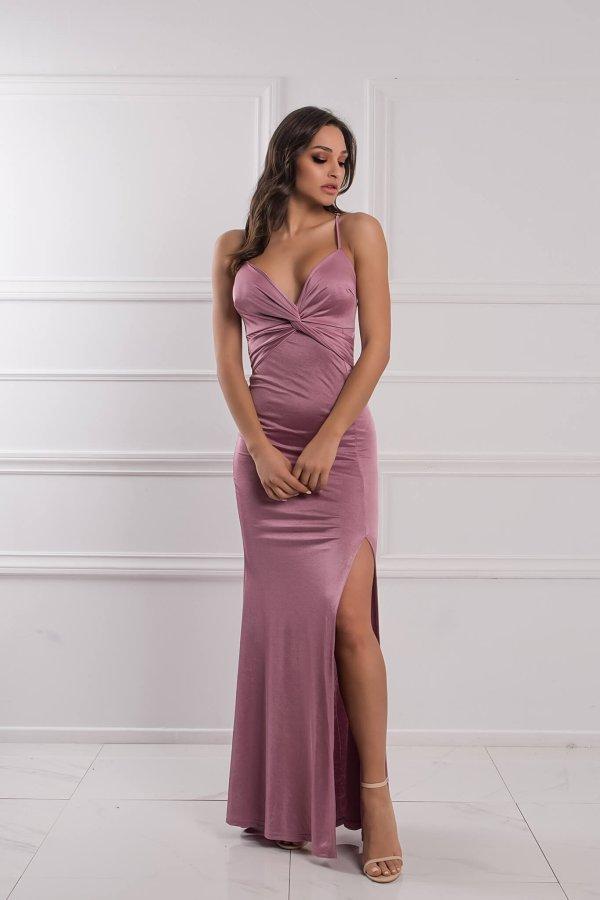 ΜΑΞΙ ΦΟΡΕΜΑΤΑ Keely φόρεμα ροζ