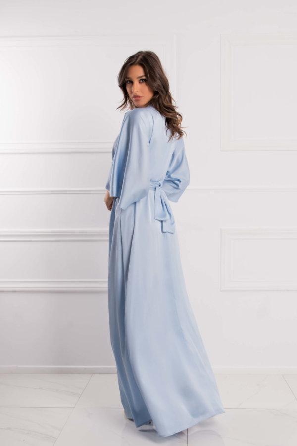ΜΑΞΙ ΦΟΡΕΜΑΤΑ Gertrude φόρεμα σιελ