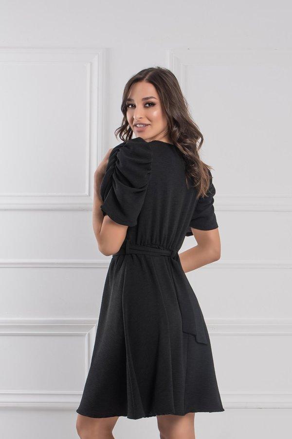 ΦΟΡΕΜΑΤΑ Seniora φόρεμα μαύρο