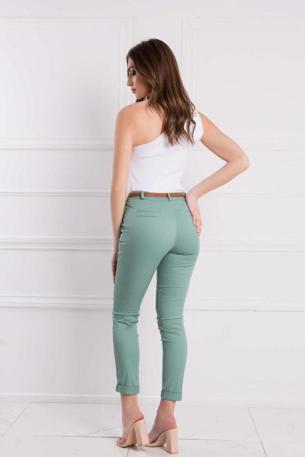 Freda παντελόνι πράσινο