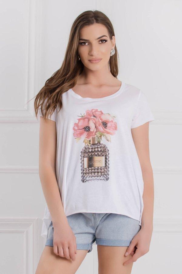 TSHIRTS Miya t-shirt λευκό