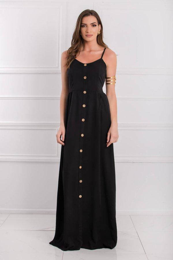 ΦΟΡΕΜΑΤΑ Alabama φόρεμα μαύρο
