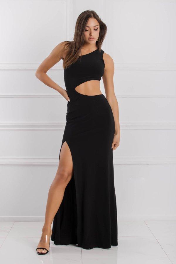 Aleza φόρεμα μαύρο