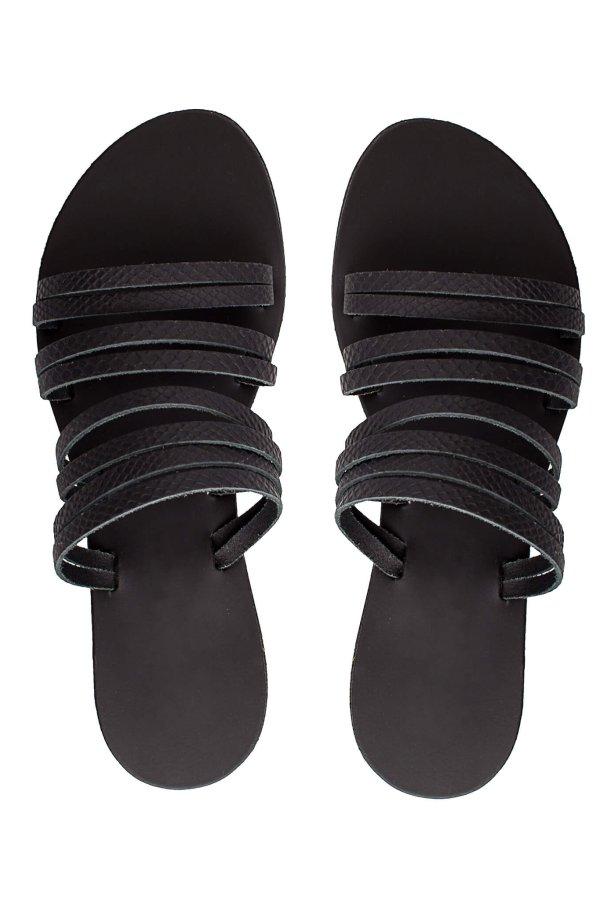 Antix σανδάλια μαύρο