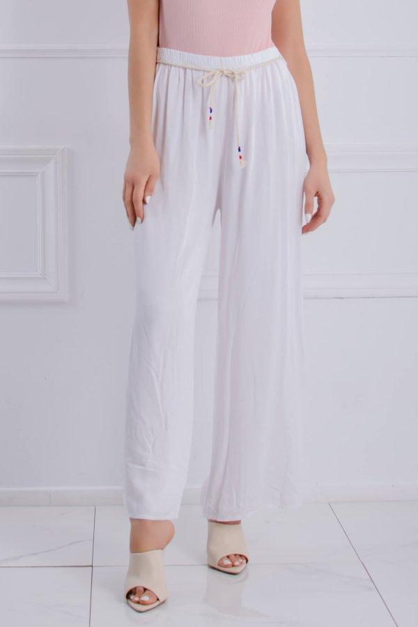 ΠΑΝΤΕΛΟΝΙΑ ΠΡΟΣΦΟΡΕΣ Stunner παντελόνι λευκό