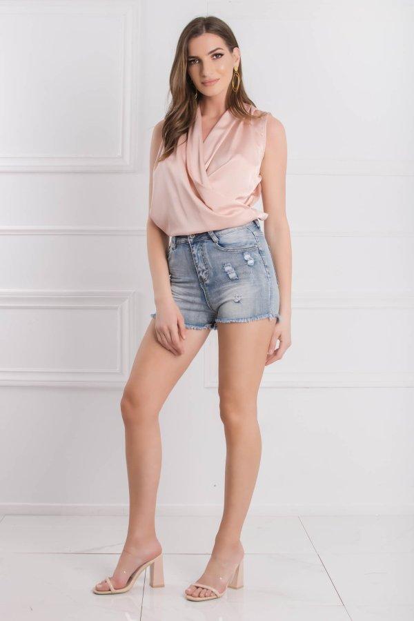 ΤΟΠ ΠΡΟΣΦΟΡΕΣ Veggalis μπλούζα ροζ