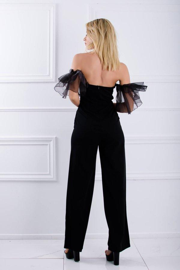 ΟΛΟΣΩΜΕΣ ΦΟΡΜΕΣ Briseis ολόσωμη φόρμα μαύρο