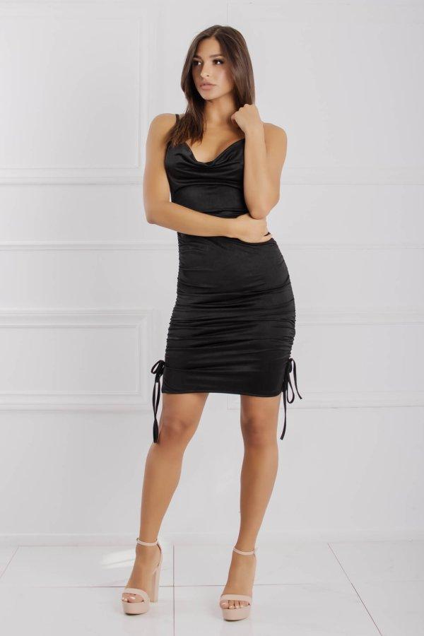 ΦΟΡΕΜΑΤΑ Eden φόρεμα μαύρο