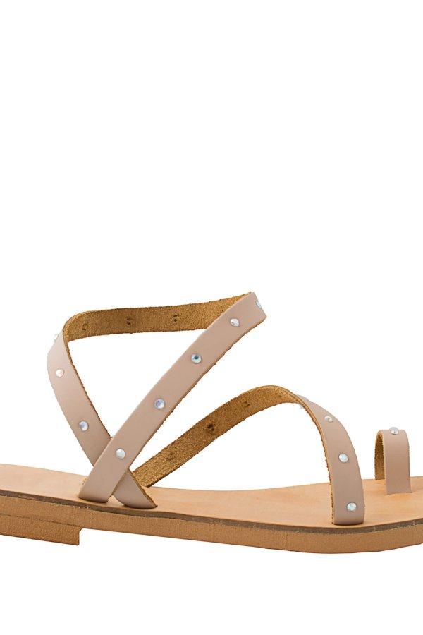 Balance σανδάλια μπεζ