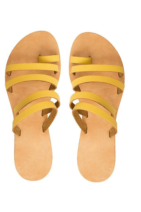 ΠΡΟΣΦΟΡΕΣ Absolution σανδάλια κίτρινο