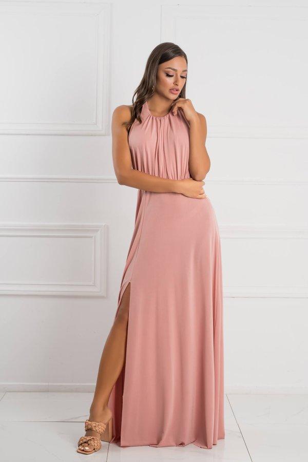 ΜΑΞΙ ΦΟΡΕΜΑΤΑ Mellany φόρεμα ροζ