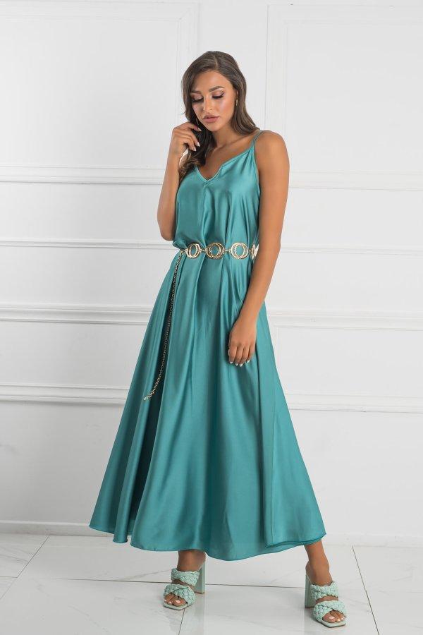 ΜΑΞΙ ΦΟΡΕΜΑΤΑ Mirage φόρεμα βεραμάν
