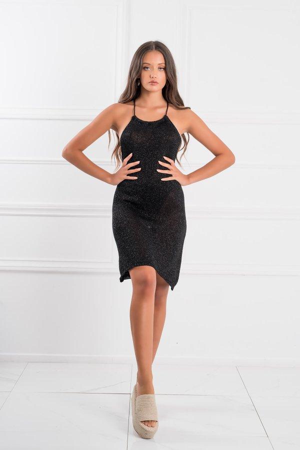 ΦΟΡΕΜΑΤΑ ΠΡΟΣΦΟΡΕΣ Publicity φόρεμα μαύρο
