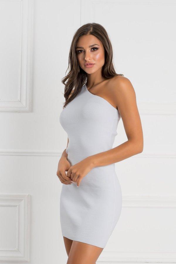 ΜΙΝΙ ΦΟΡΕΜΑΤΑ Lone φόρεμα λευκό