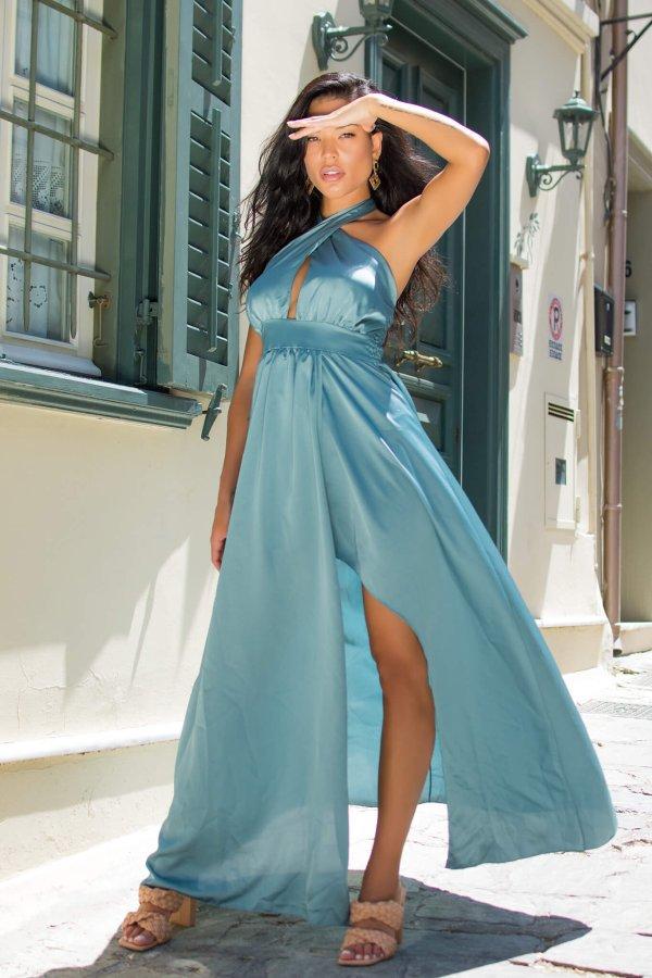 ΦΟΡΕΜΑΤΑ Expanse φόρεμα βεραμάν