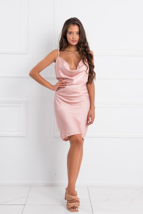 ΦΟΡΕΜΑΤΑ Alaina φόρεμα ροζ