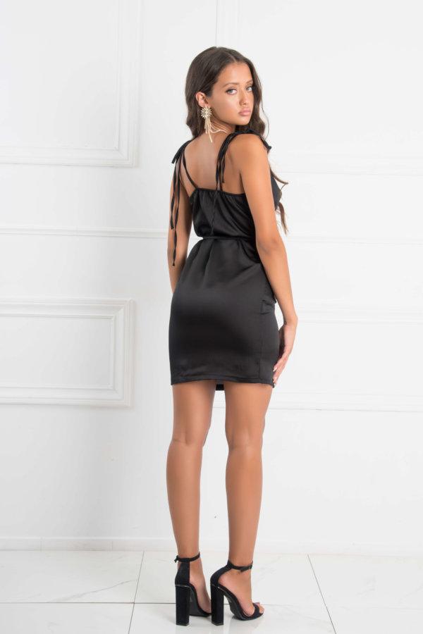 ΦΟΡΕΜΑΤΑ Courage φόρεμα μαύρο