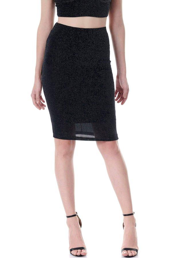 ΦΟΥΣΤΕΣ Radella φούστα ασημί