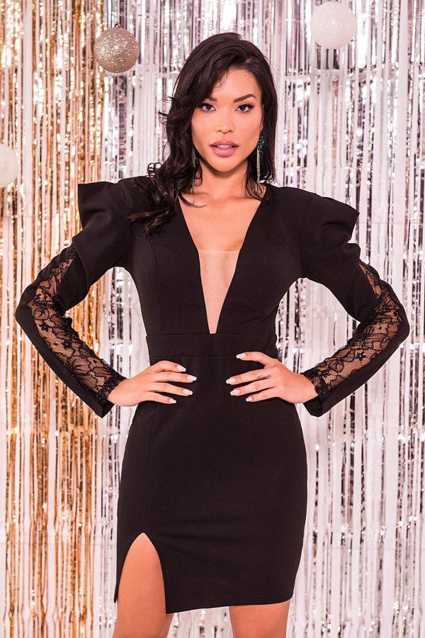 ΦΟΡΕΜΑΤΑ SALES Therese φόρεμα μαύρο