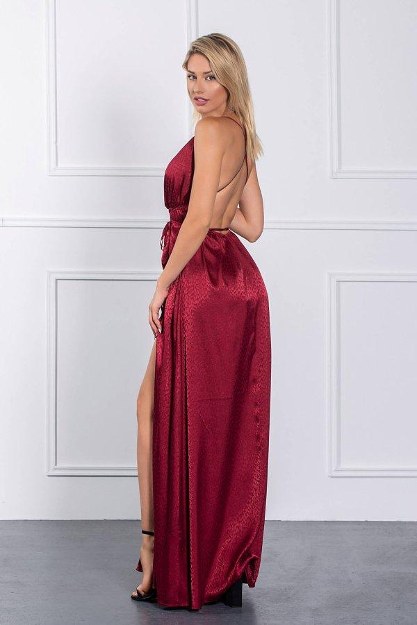 Airi φόρεμα μπορντό