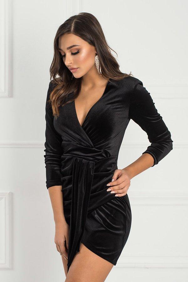 ΦΟΡΕΜΑΤΑ SALES Cambria φόρεμα μαύρο