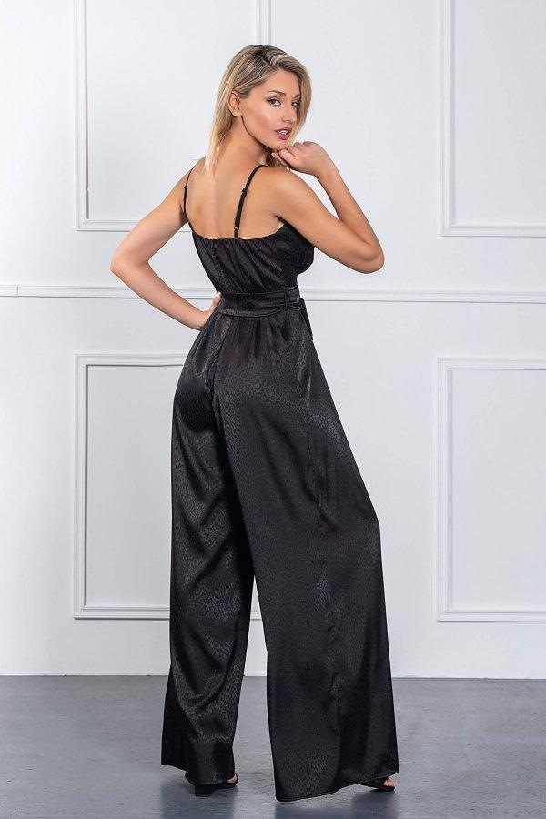 Akemi ολόσωμη φόρμα μαύρο