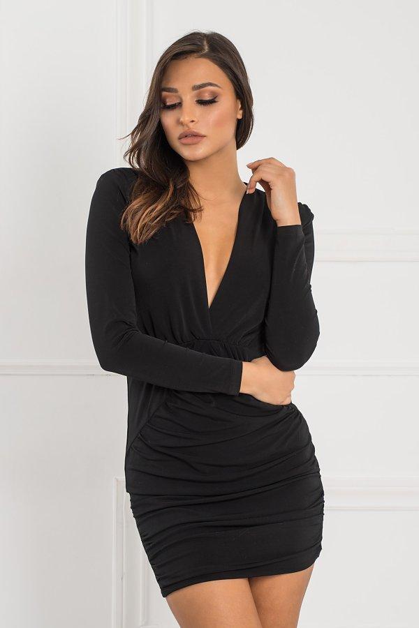 ΦΟΡΕΜΑΤΑ SALES Riven φόρεμα μαύρο
