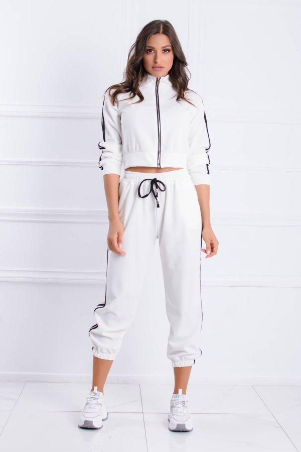 ΠΑΝΤΕΛΟΝΙΑ Kofi παντελόνι λευκό