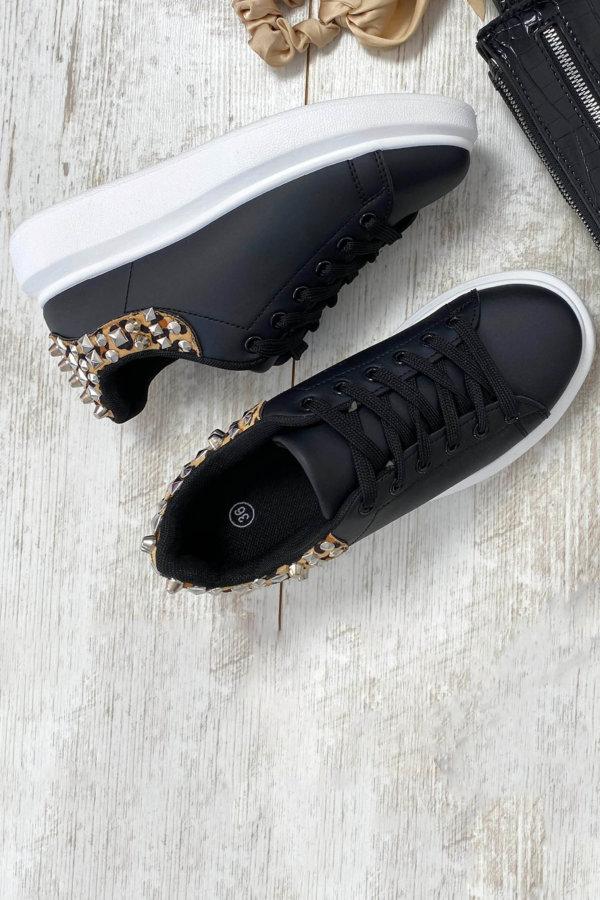 ΑΘΛΗΤΙΚΑ Practice sneakers λεοπάρ