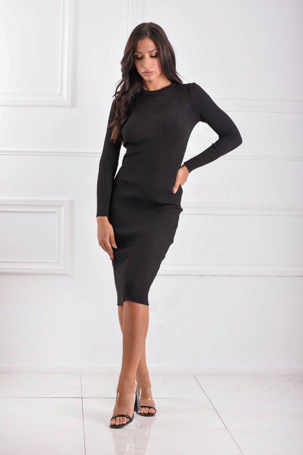 ΜΙΝΤΙ ΦΟΡΕΜΑΤΑ Launch φόρεμα μαύρο
