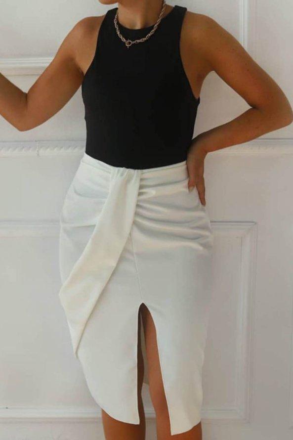 ΦΟΥΣΤΕΣ Sentiment φούστα λευκό
