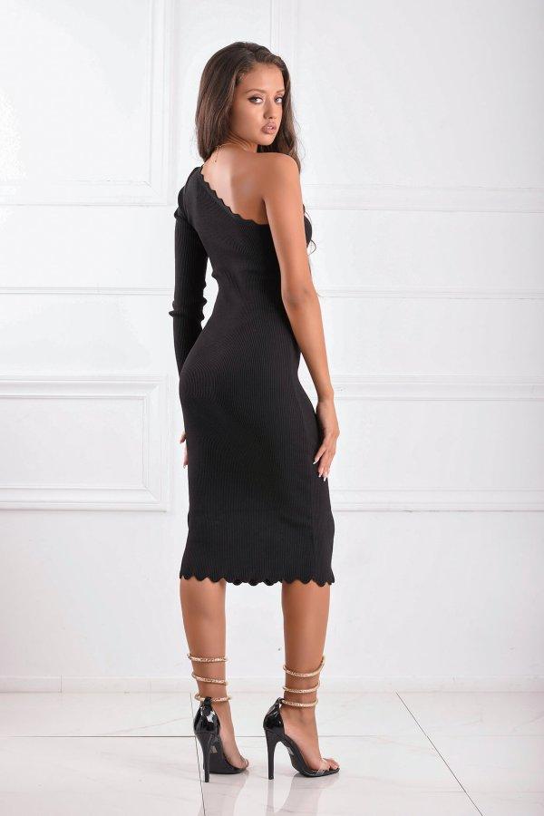 ΒΡΑΔΙΝΑ ΦΟΡΕΜΑΤΑ Element φόρεμα μαύρο