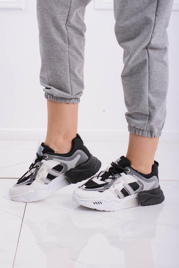 Blame sneakers μαύρο