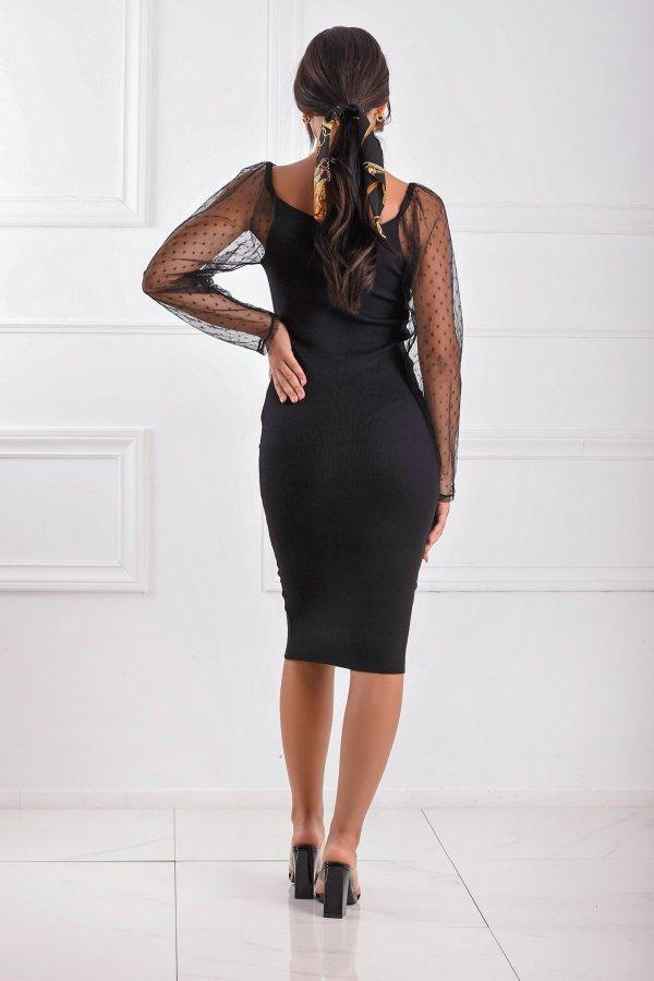 ΜΙΝΤΙ ΦΟΡΕΜΑΤΑ Exploit φόρεμα μαύρο