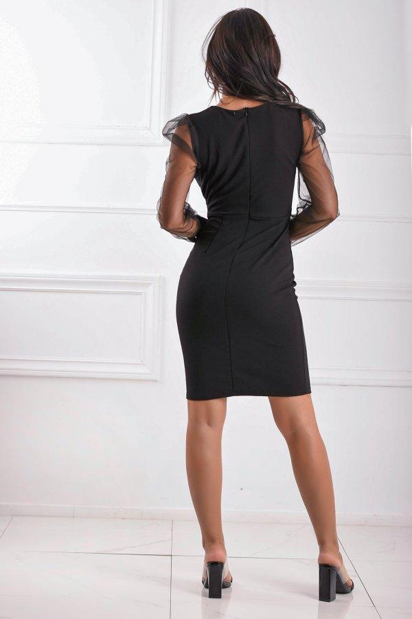 ΜΙΝΤΙ ΦΟΡΕΜΑΤΑ Instruction φόρεμα μαύρο