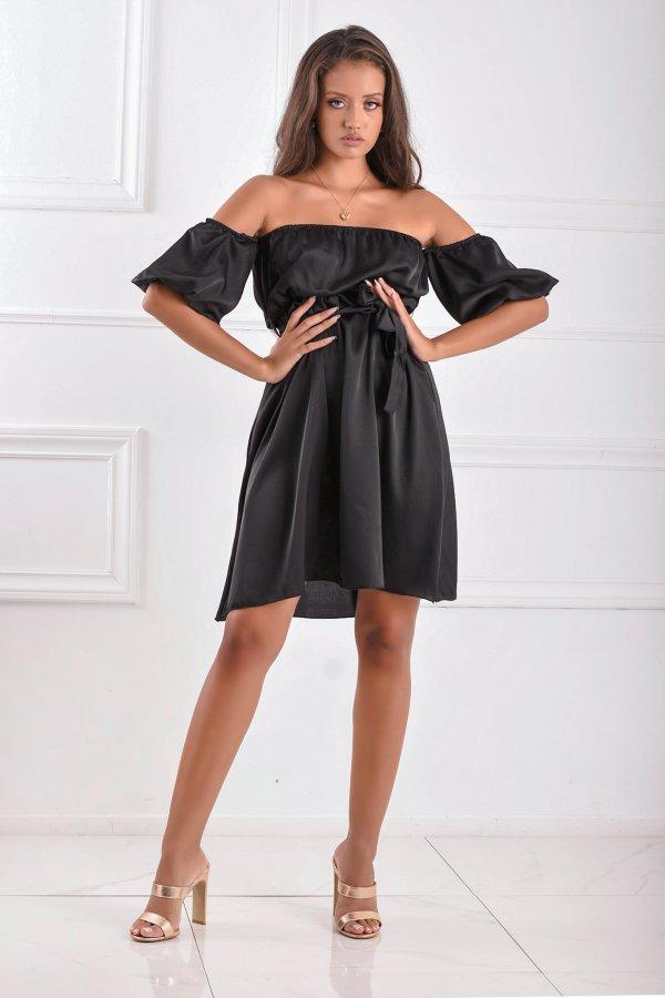 ΦΟΡΕΜΑΤΑ ΠΡΟΣΦΟΡΕΣ Flash φόρεμα μαύρο