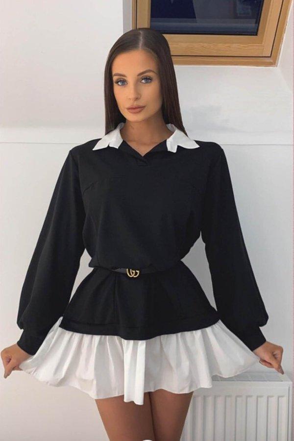 CASUAL ΦΟΡΕΜΑΤΑ Amazing φόρεμα μαύρο