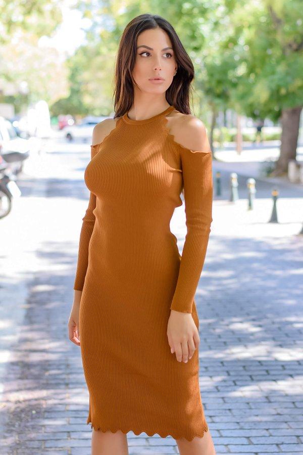 CASUAL ΦΟΡΕΜΑΤΑ Village φόρεμα εκάι