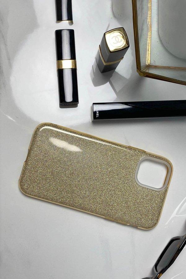 ΑΞΕΣΟΥΑΡ SALES Hoorain θήκη iphone11 pro χρυσό
