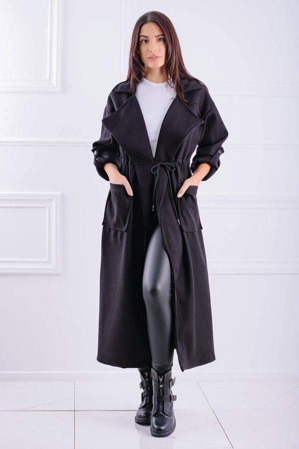 ΠΑΛΤΟ Week παλτό μαύρο