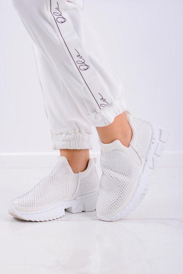 ΑΘΛΗΤΙΚΑ Distort sneakers λευκό