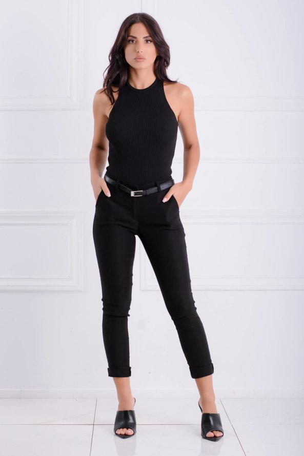 ΠΑΝΤΕΛΟΝΙΑ SALES Marisa παντελόνι μαύρο