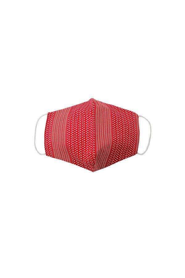 Μάσκες Προστασίας RED Μάσκα προστασίας πλενόμενη κόκκινο