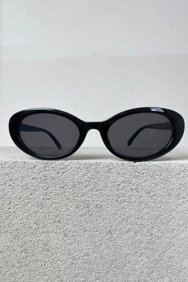 ΑΞΕΣΟΥΑΡ SALES Narrow γυαλιά ηλίου μαύρος σκελετός μαύρος φακός