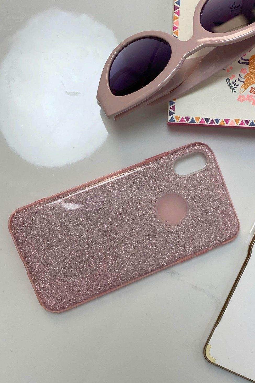 Enjoy θήκη iphone xs max ροζ