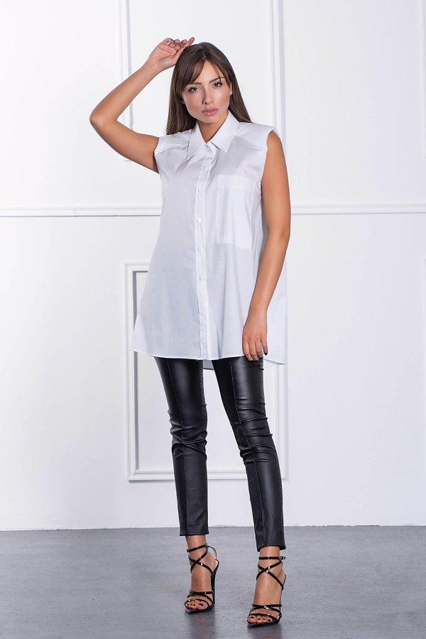 ΠΟΥΚΑΜΙΣΑ Fanelie πουκάμισο λευκό