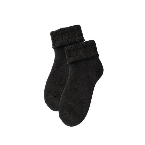 ΚΑΛΤΣΕΣ Leonora καλτσάκια μαύρο